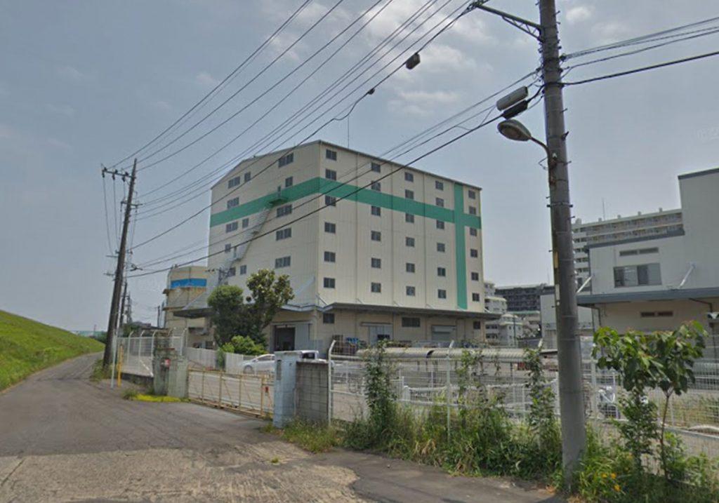 浮間工場倉庫
