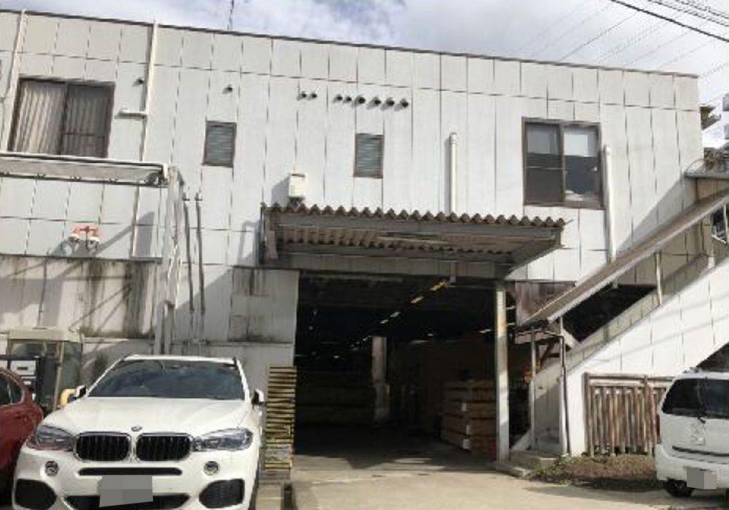足立区新田倉庫