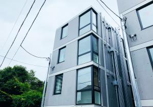 中野区新井新築デザイナーズ一棟マンション
