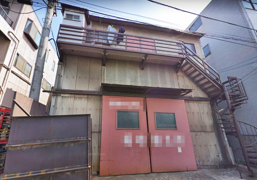 東小松川4丁目売工場