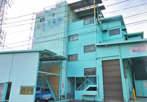 菖蒲沢売倉庫・工場