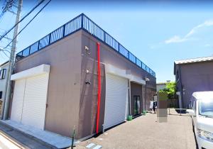 美女木2丁目売店舗・事務所・倉庫