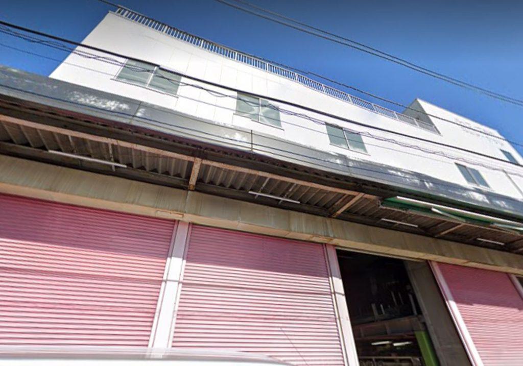 葛飾区奥戸7丁目売倉庫・事務所