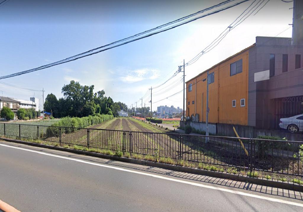 狭山・日高IC至近、工場・倉庫用地