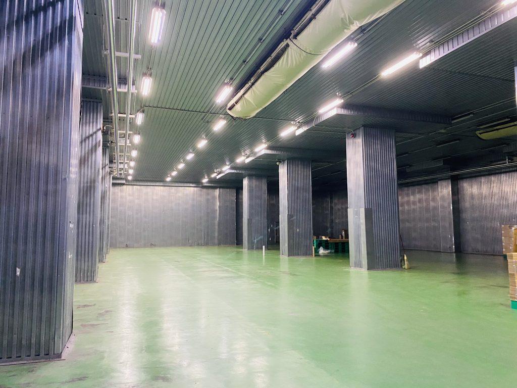 冷凍倉庫内200424撮影