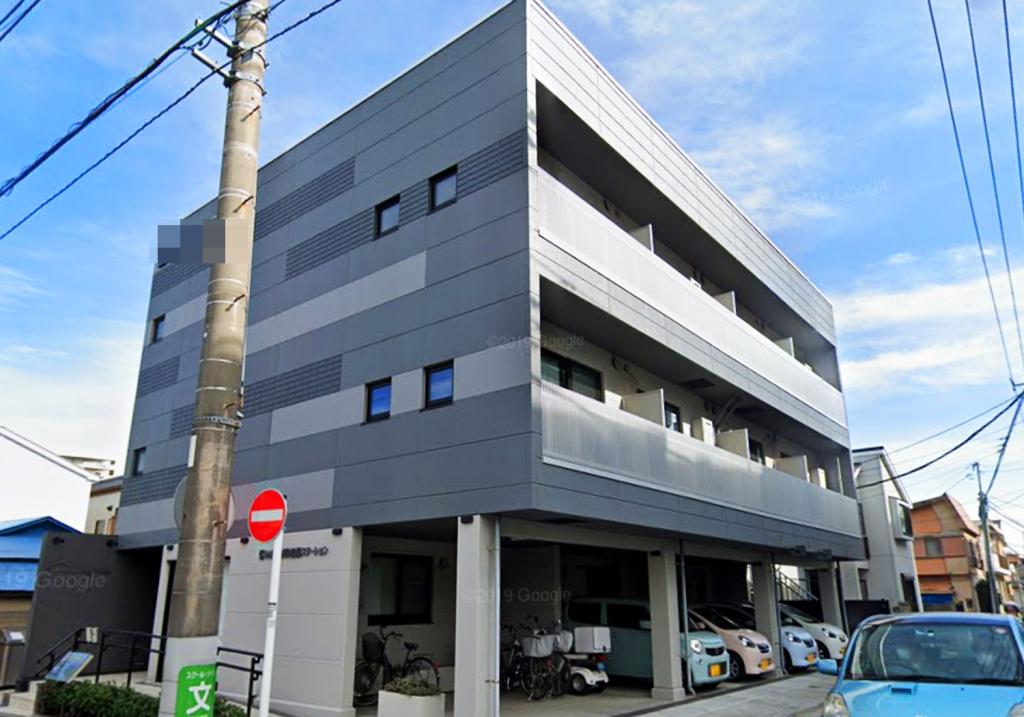 横須賀市三春町マンション