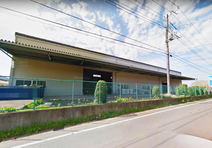 山武市横田事業用倉庫