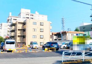 狭間駅前売地