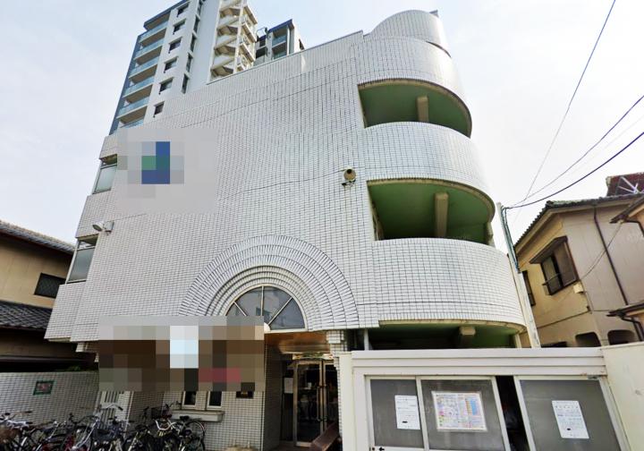 松戸市東平賀マンション