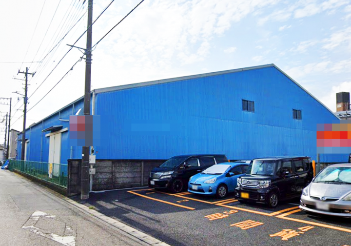 橋本台倉庫