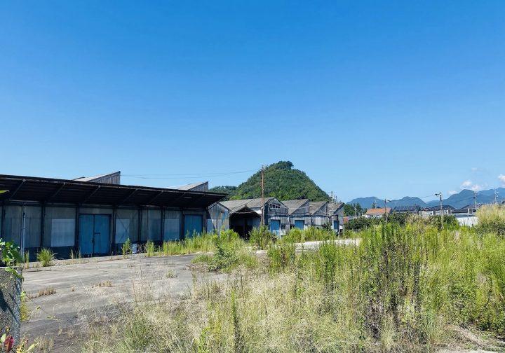 関市下有知売り工場・倉庫